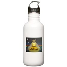 Condor and Eagle Water Bottle