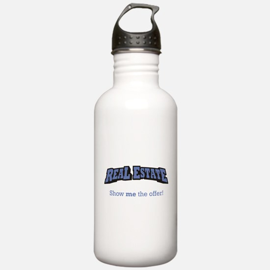 Real Estate / Offer Water Bottle