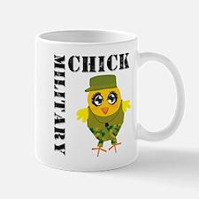 Military Chick Mug