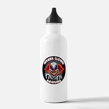 Evil Clown Water Bottle
