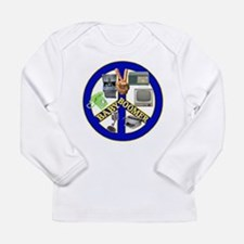 Baby Boomers Long Sleeve Infant T-Shirt