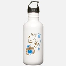 It's A Boy Water Bottle