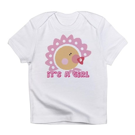 It's A Girl Infant T-Shirt