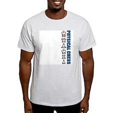 Physical Chess BJJ T-Shirt