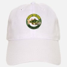 Keep The Fish Baseball Baseball Cap