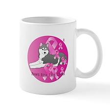 Siberian Husky Small Mug