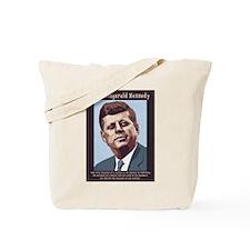 JFK - Measure Tote Bag