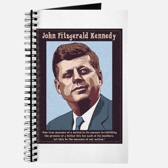 JFK - Measure Journal