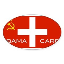 Funny Obamacare Decal