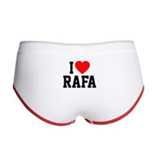 I Love Rafa Women's Boy Brief