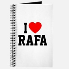 I Love Rafa Journal