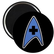 Star Trek Medical Magnet