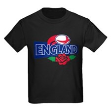 rugby england rose T