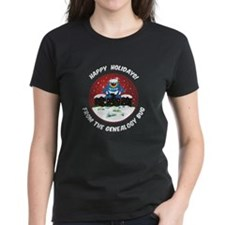 Happy Holidays! From The Genealogy Bug Tee