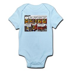 2L0043 - A pilot's worst... Infant Bodysuit