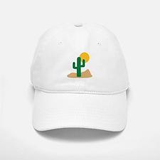 Desert cactus Baseball Baseball Cap