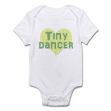 Tiny Dancer by Danceshirts.com Infant Bodysuit
