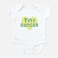Tiny Dancer by Danceshirts.com Infant Bodysuit