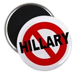 No Hillary Magnet