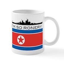 Unique North korea Mug
