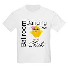 Ballroom Dancing Chick T-Shirt