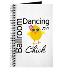 Ballroom Dancing Chick Journal