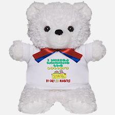 Winning The Lottery Teddy Bear