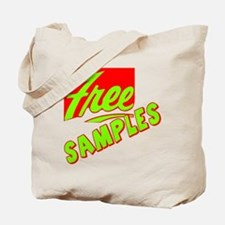 Free Samples Tote Bag