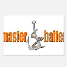 Master Baiter Postcards (Package of 8)
