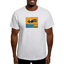 VINTAGE RC RACE EVENT Ash Grey T-Shirt