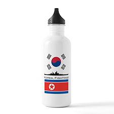 Funny Kim jong il Water Bottle