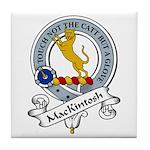 ManKintosh Clan Badge Tile Coaster