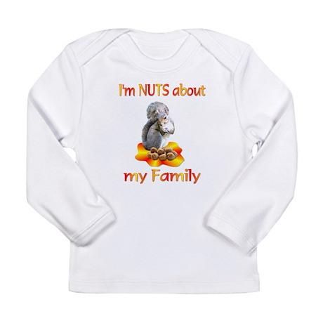 Family Long Sleeve Infant T-Shirt