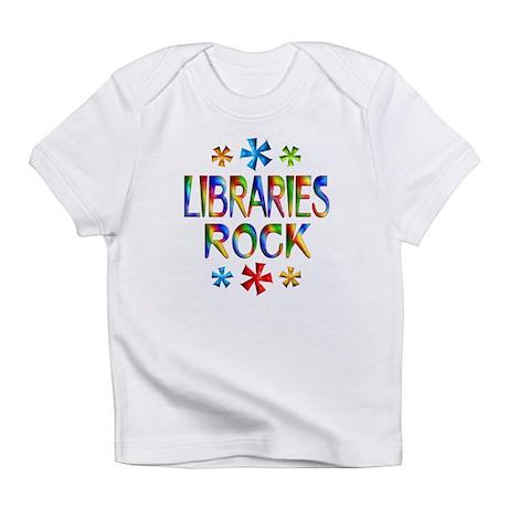 Libraries Infant T-Shirt