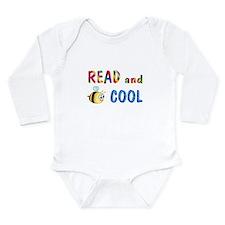 Reading Long Sleeve Infant Bodysuit