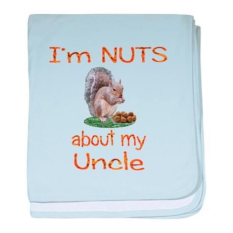 Uncle baby blanket