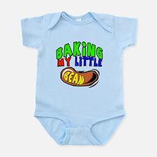 Baking My Bean Infant Bodysuit