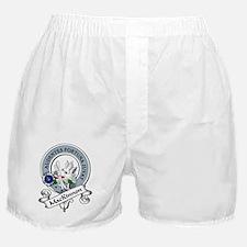 MacKinnon Clan Badge Boxer Shorts
