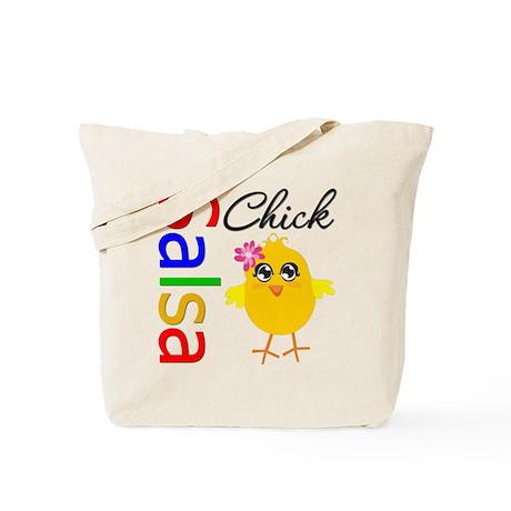 Salsa Chick Tote Bag