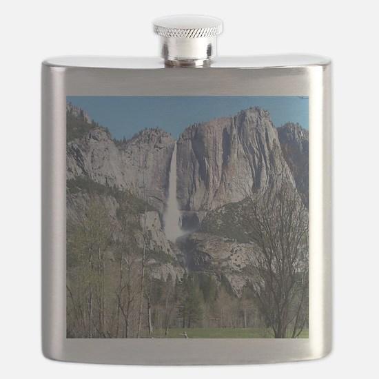 Yosemite Falls Flask