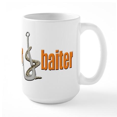 Master Baiter Large Mug