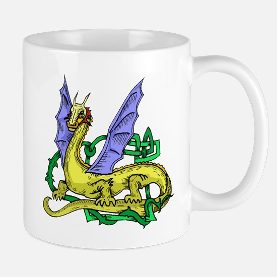 Magical Dragon Mug