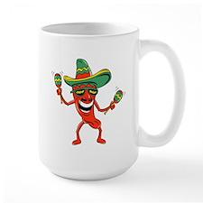 Hot Mexican Pepper Mug