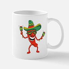 Hot Mexican Pepper Small Small Mug