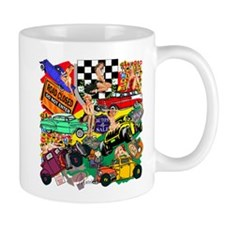 Retro Muscle Cars Mug
