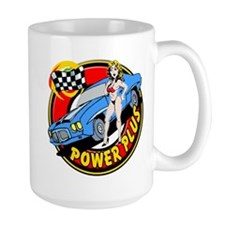 Power Plus Car Mug