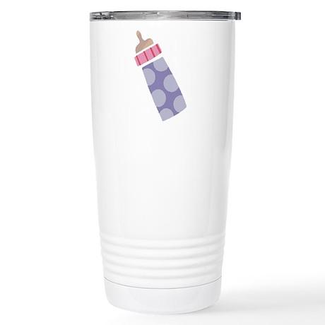 Baby Bottle Stainless Steel Travel Mug