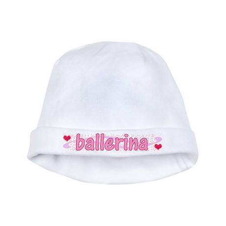 Tiny Dancer by Danceshirts.com baby hat