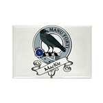 MacKie Clan Badge Rectangle Magnet (10 pack)