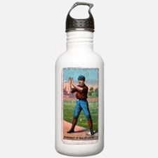 Charles Comiskey Water Bottle